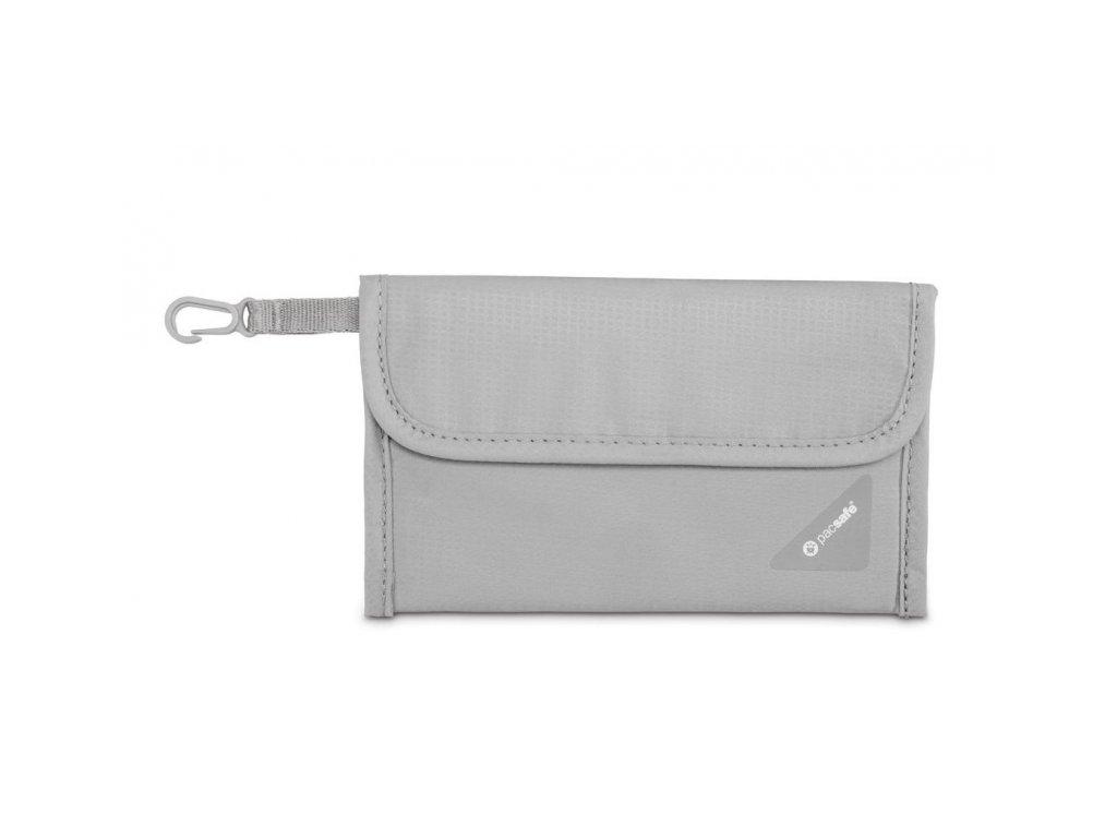 Pacsafe Coversafe V50 grey kapsa RFID - výprodej