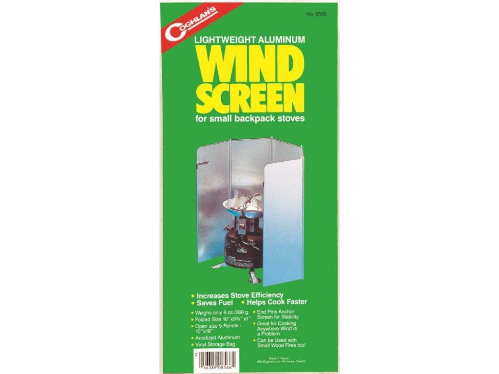 Coghlan´s zástěna pro vařič Windscreen