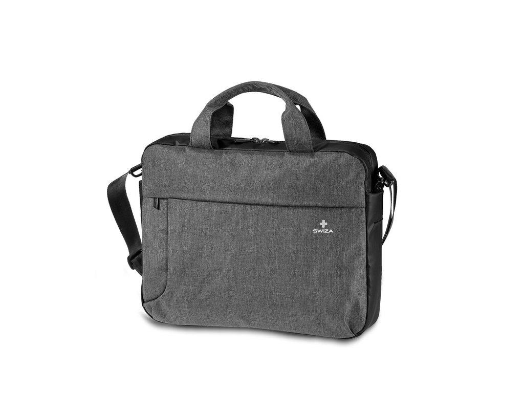 Swiza taška přes rameno Zelos anthracite