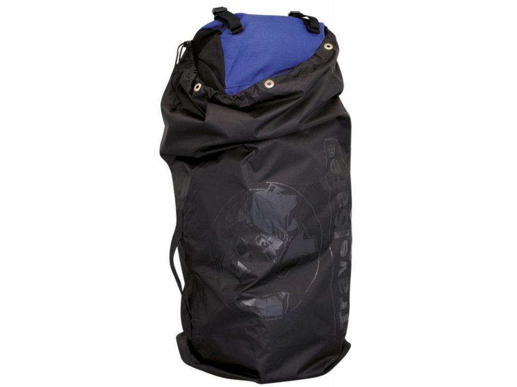 TravelSafe obal na zavazadla Flight Container černý