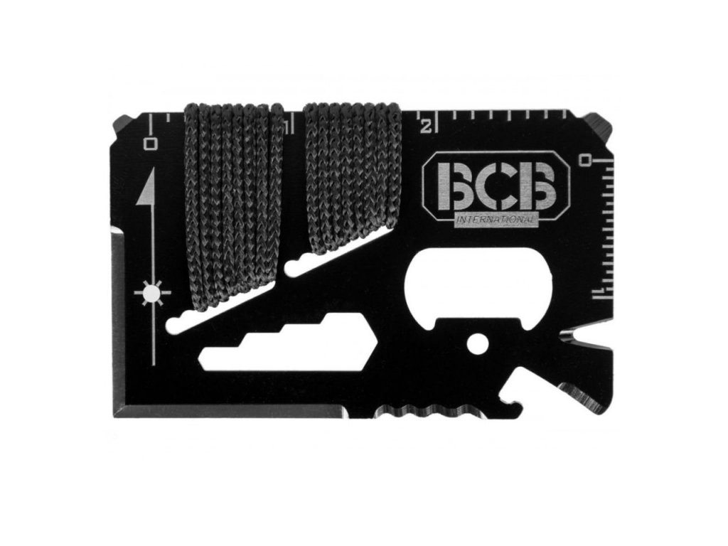 BCB Adventure nářaďová karta Pocket Survival Tool