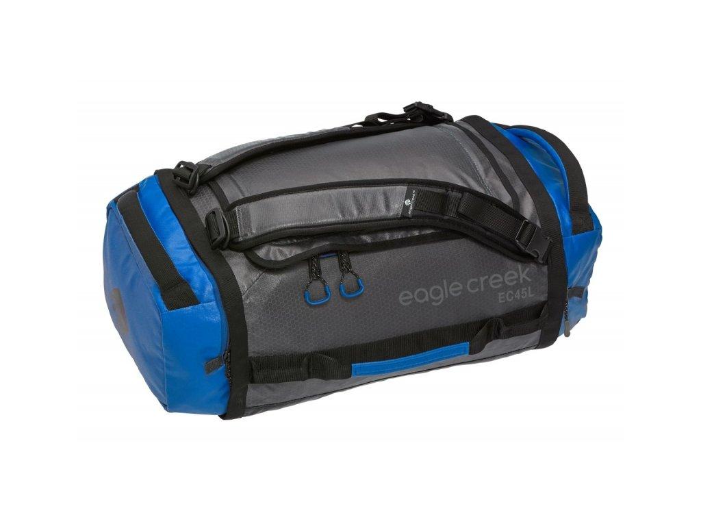 Eagle Creek taška/batoh Cargo Hauler Duffel 45l blue