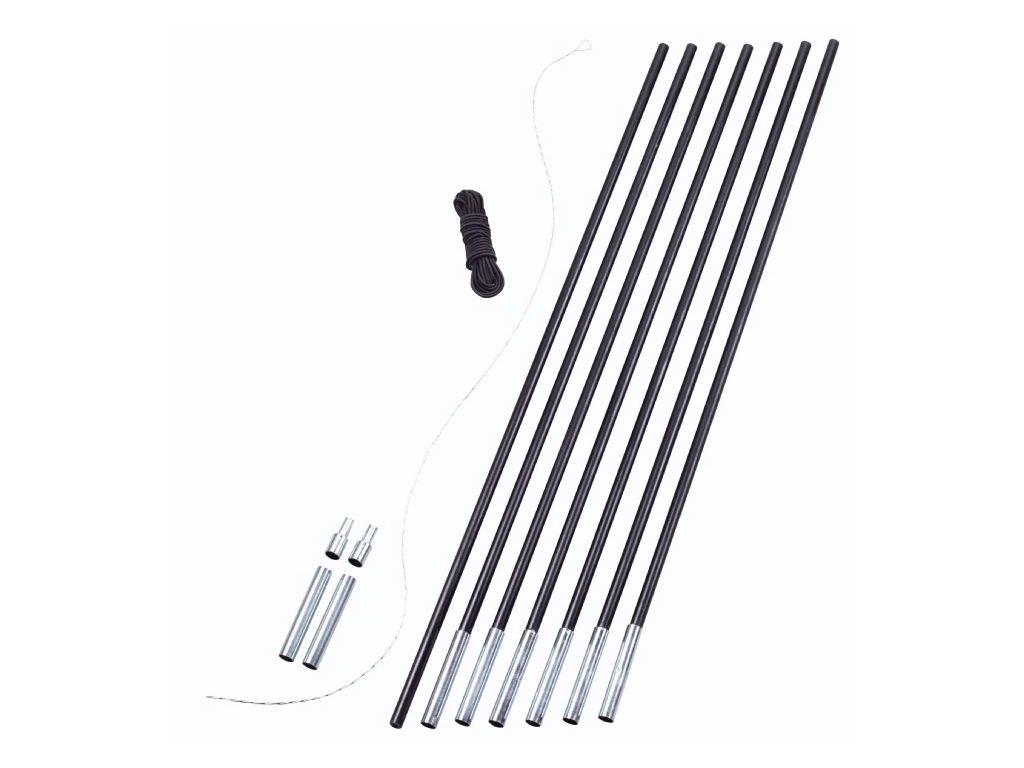 Easy Camp stanové pruty Pole DIY 7 ks/8,5 mm