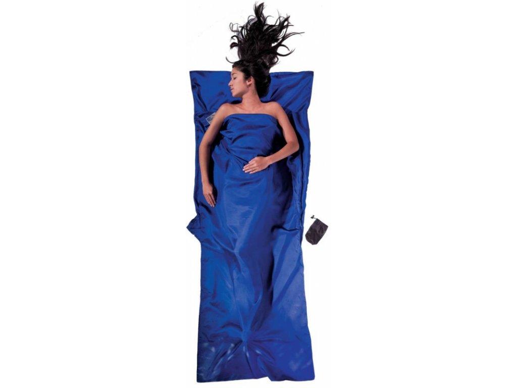 Cocoon spacáková přikrývka ultramarine blue