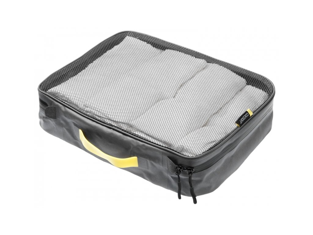 Cocoon organizér Packing Cube L yellow