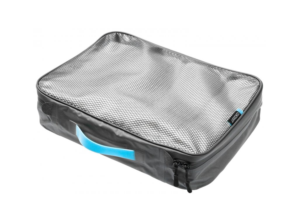 Cocoon organizér Packing Cube Laminated L blue