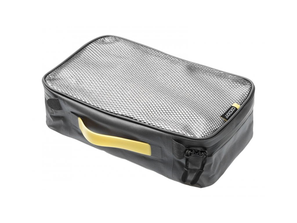 Cocoon organizér Packing Cube Laminated M yellow