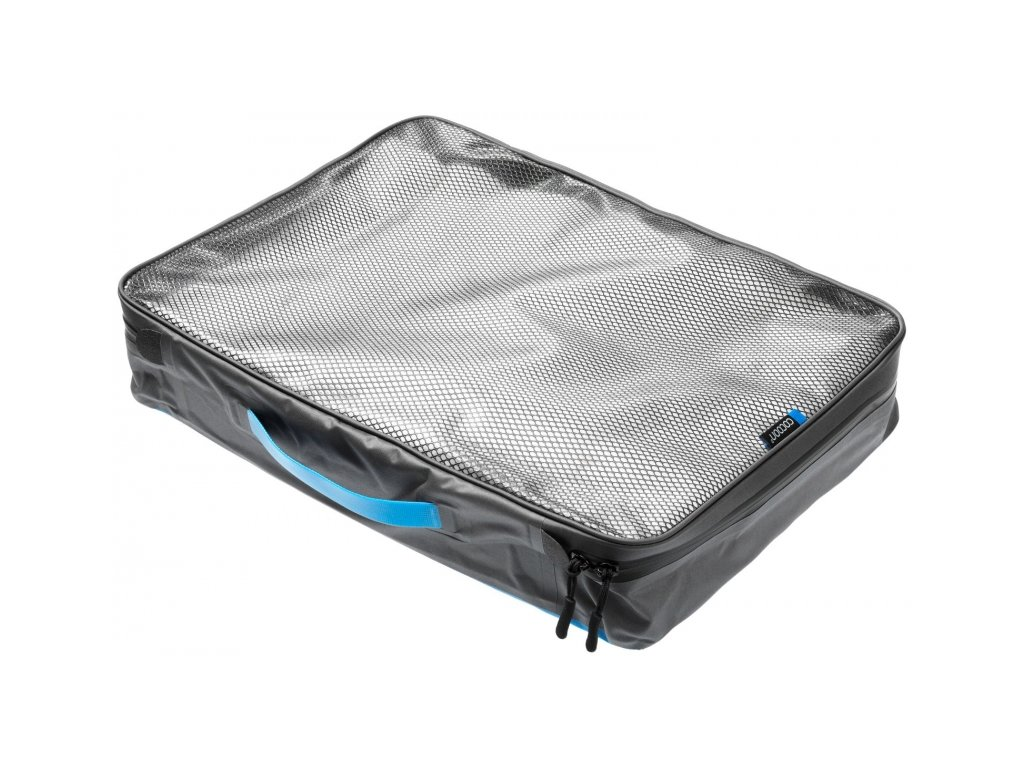 Cocoon organizér Packing Cube Laminated XL blue