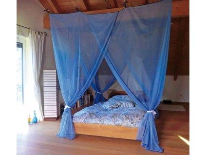 Brettschneider moskytiéra Hazienda Color hellblau