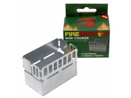 BCB Adventure skládací vařič Fire Dragon Mini Cooker
