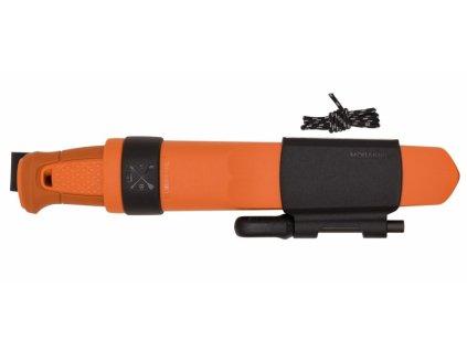 Morakniv Kansbol (S) Survival Kit Burnt Orange