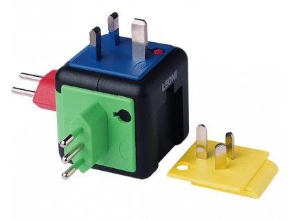 Kasper&Richter adaptér Safety Reise-Adapter