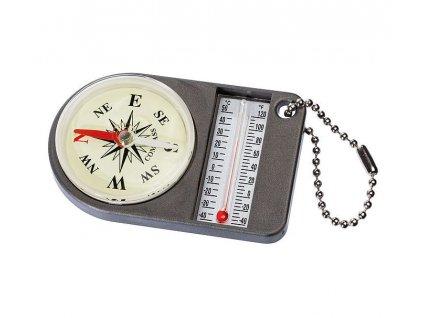 Kasper&Richter kompas s teploměrem Arktis