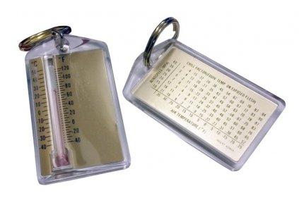 Kasper&Richter teploměr Mini Thermometer Gold