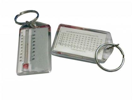 Kasper&Richter teploměr Mini Thermometer Silber