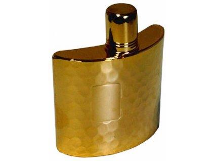 Acron likérka 0,18l zlacená s pohárkem