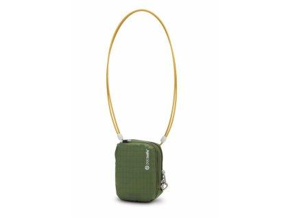 Pacsafe Camsafe VP olive/khaki fotografická kapsa - výprodej