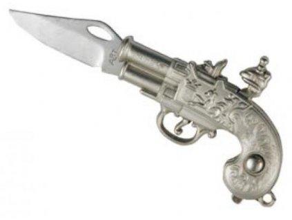 Acron sada přívěšků vyskakovací nůž
