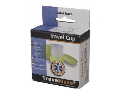 TravelSafe skládací cestovní pohárek Travel Cup