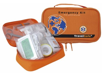 TravelSafe sterilní lékárna Emergency Kit First Aid