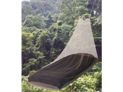 TravelSafe tropická moskytiéra Triangle pro 1 osobu