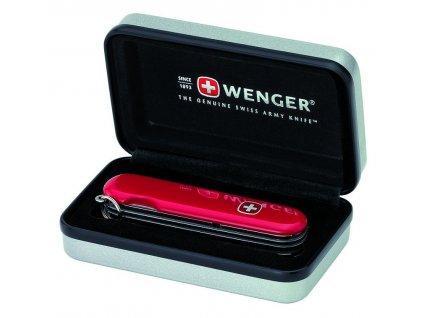 Wenger kovový dárkový box 04