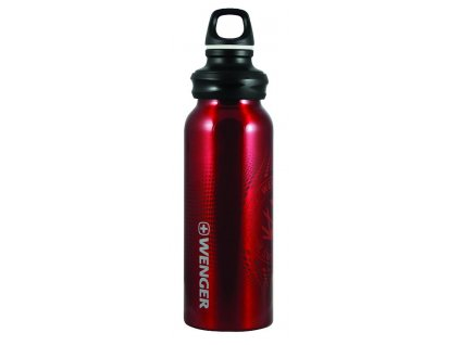 Wenger nápojová lahev 650 ml červená Dualtop