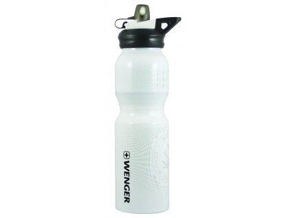 Wenger nápojová lahev 800 ml bílá Sporttop