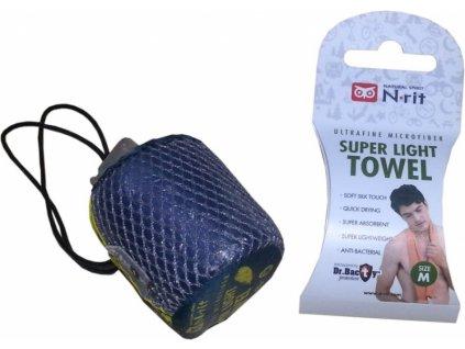 Acron ultralehký sportovní ručník super light towel