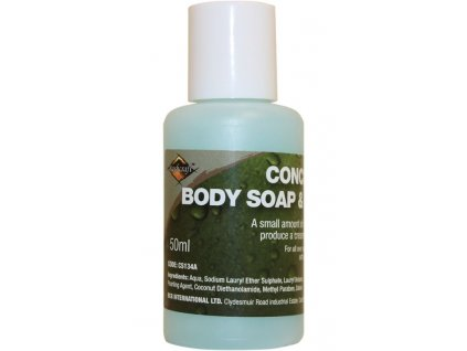 BCB Adventure koncentrované tělové mýdlo