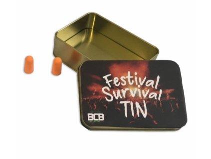 BCB Adventure krabička poslední záchrany Festival