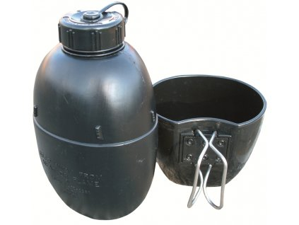 BCB Adventure polní lahev s nádobou na pití