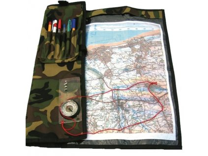 BCB Adventure pouzdro na mapy Patrol Commander