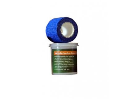 Brettschneider pružná protiskluzová páska Digit Collod 5 cm blue