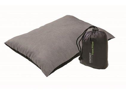 Cocoon polštář z mikrovlákna Travel Pillow S