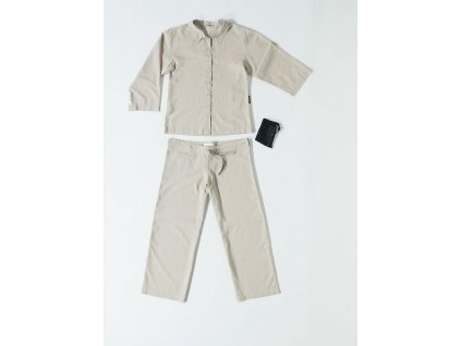 Cocoon dámské pyžamo Insect Shield Travel Pyjama khaki M