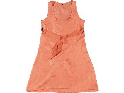 Cocoon dámské šaty Dress Day & Night rose coral S