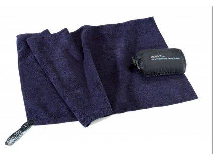 Cocoon lehký cestovní ručník S dolphin grey
