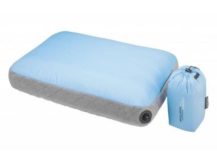 Cocoon nafukovací polštář Ultralight Air-Core blue