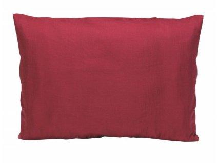 Cocoon obal na polštář Pillow Stuff Sackř S monk´s red