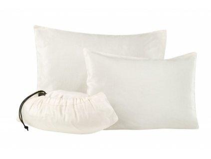 Cocoon obal na polštář Pillow Stuff Sack S natural