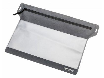 Cocoon pouzdro Zippered Flat Document Bag S black