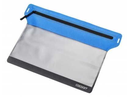 Cocoon pouzdro Zippered Flat Document Bag S blue
