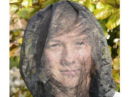 Brettschneider moskytiéra přes hlavu Head Net