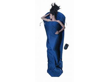 Cocoon spacáková přikrývka mumie twilight blue