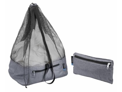 Cocoon vak Laundry Bag City heather grey