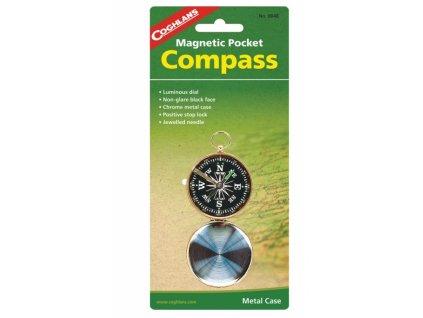 Coghlan´s kompas chromovaný Magnetic Pocket