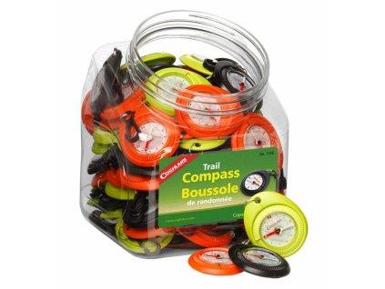 Coghlan´s kompas s karabinou Trail Compass
