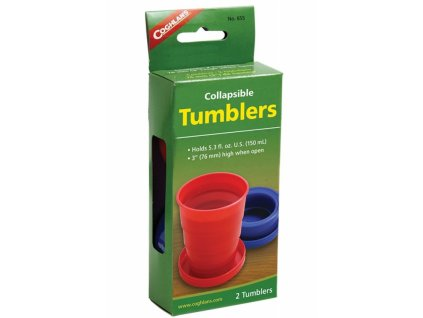 Coghlan´s sada pohárků Collapsible Tumblers