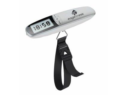 Eagle Creek digitální váha s budíkem Luggage Scale/Alarm Clock